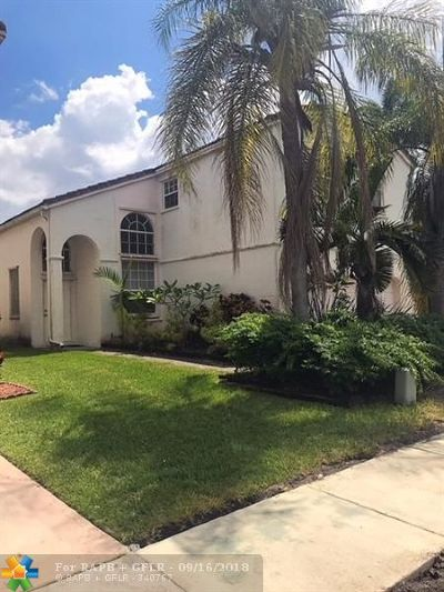 Pembroke Pines Single Family Home For Sale: 231 NW 151st Ave