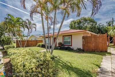 Delray Beach Multi Family Home For Sale: 624 Allen Ave