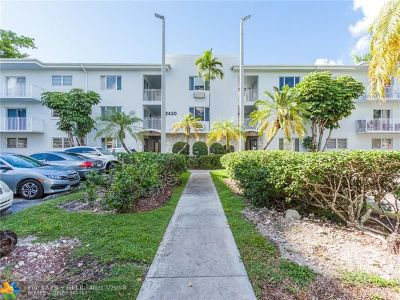 North Miami Condo/Townhouse Backup Contract-Call LA: 2430 NE 135th St #204