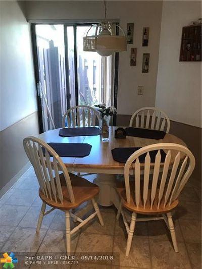 Broward County Condo/Townhouse For Sale: 312 Cambridge Rd #312