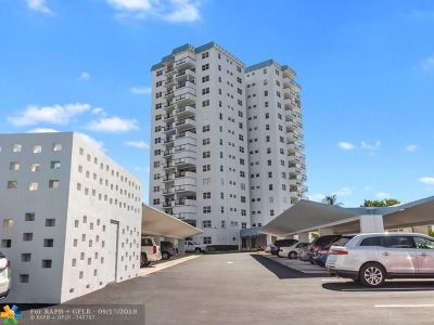 Pompano Beach Condo/Townhouse For Sale: 1500 S Ocean Blvd #803