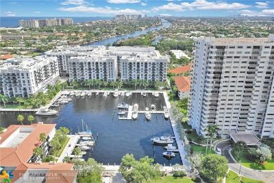 Fort Lauderdale Condo/Townhouse For Sale: 3200 Port Royale Dr #1209