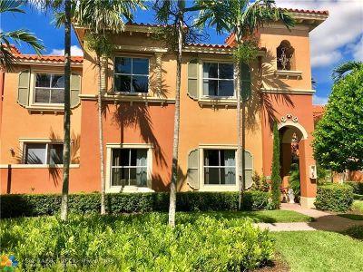 Dania Beach Condo/Townhouse For Sale: 4914 Spinnaker Dr #5010