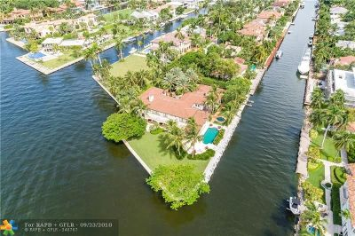 Fort Lauderdale Single Family Home For Sale: 650 San Marco Dr