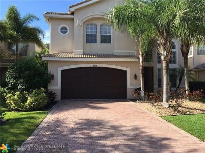 Boynton Beach Single Family Home For Sale: 8596 Breezy Oak Way