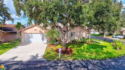 Coconut Creek Single Family Home Backup Contract-Call LA: 5851 NW 37th Ave