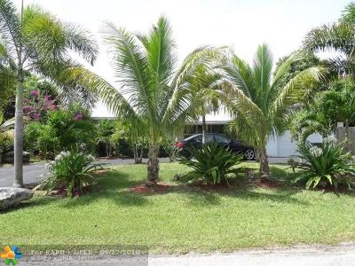 Lake Worth Single Family Home For Sale: 4226 Waterway Dr
