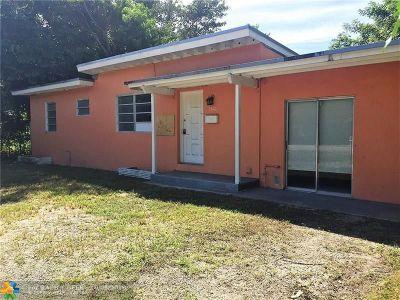 Miami Single Family Home For Sale: 1310 NE 149th St