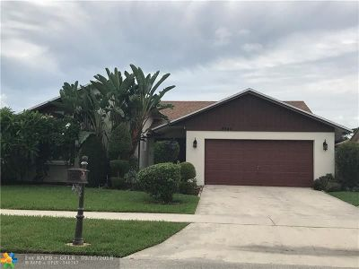 Boca Raton Single Family Home Backup Contract-Call LA: 8940 SW 16th St