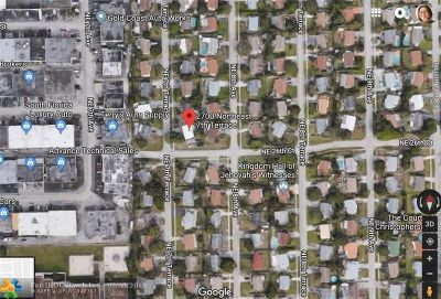 Pompano Beach Single Family Home For Sale: 2700 NE 7th Ter