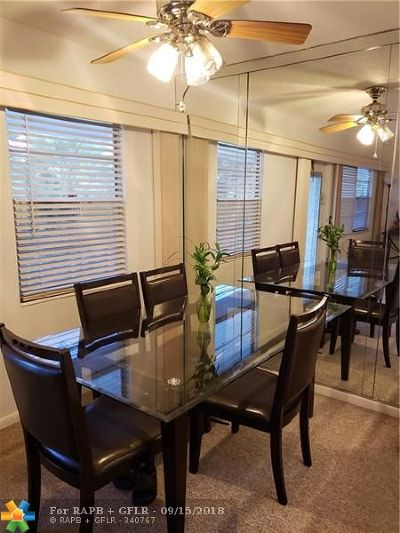 Deerfield Beach Condo/Townhouse For Sale: 459 Tilford U #459