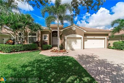Coral Springs Single Family Home For Sale: 762 NW 123rd Dr