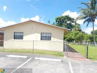 Fort Lauderdale Multi Family Home Backup Contract-Call LA: 1663 SW 29th Ter