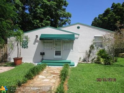 Dania Beach Single Family Home For Sale: 343 SW 2nd Ave