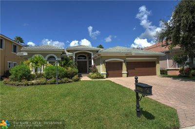 Parkland Single Family Home For Sale: 6573 NW 127th Ter