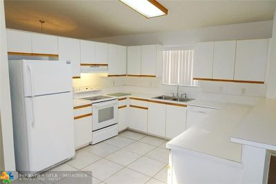 Coconut Creek Rental For Rent: 5832 NW 40th Ave