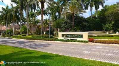 Coral Springs Rental For Rent: 6640 W Sample Rd #6640