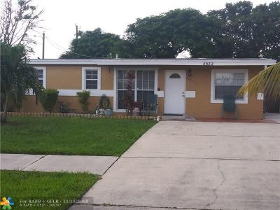 West Palm Beach Single Family Home Backup Contract-Call LA: 5652 S Rue Rd