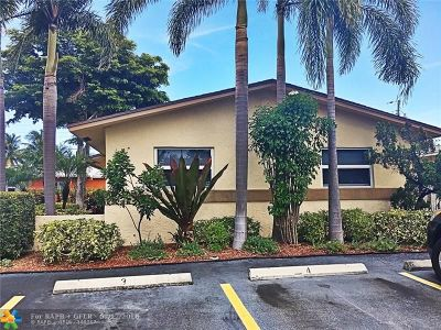 Pompano Beach Multi Family Home For Sale: 408 NE 12th Ave