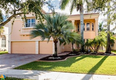 Miramar Single Family Home For Sale: 4957 SW 167th Ave