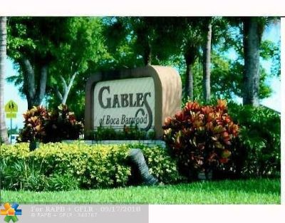 Boca Raton Rental For Rent: 23398 SW 57th Ave #302