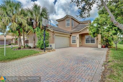 Parkland Single Family Home For Sale: 11187 NW 65th Ct