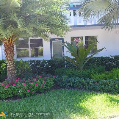 Deerfield Beach Condo/Townhouse For Sale: 1005 Upminster J #1005