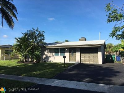 Cooper City Single Family Home For Sale: 5021 SW 95th Ave