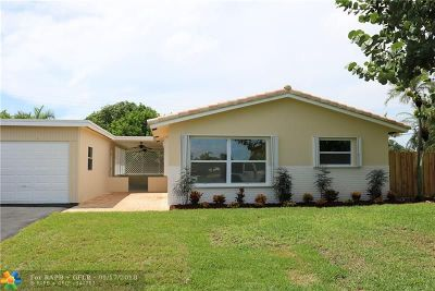 Boca Raton Single Family Home For Sale: 4034 NW 2nd Ter