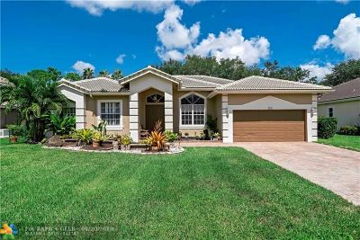 Coral Springs Single Family Home For Sale: 5742 NW 50th Dr