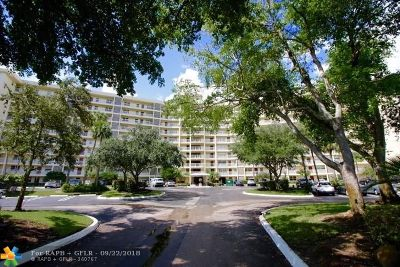 Pompano Beach Condo/Townhouse For Sale: 3095 N Course Dr #311