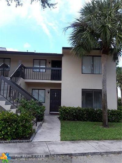 Boca Raton Rental For Rent: 6585 Somerset Dr #106