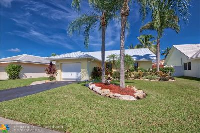 Dania Beach Single Family Home For Sale: 707 SE 3rd Ct