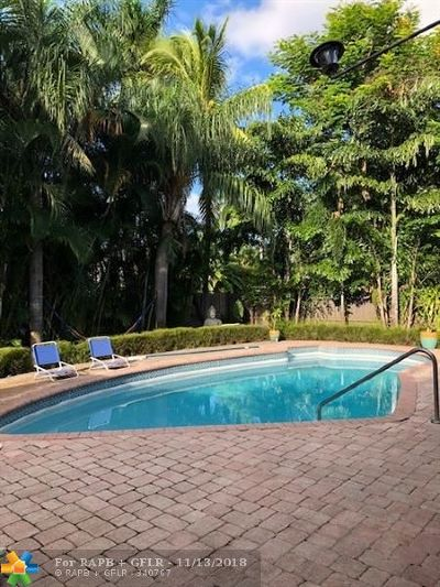 Wilton Manors Rental For Rent: 617 NW 21st