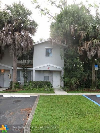 Coral Springs Rental For Rent: 1491 NW 94th Way