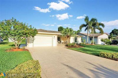 Tamarac Single Family Home Backup Contract-Call LA: 7018 NW 101st Ave