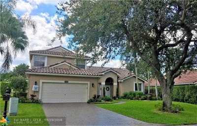 Parkland Single Family Home For Sale: 6540 NW 74th Dr
