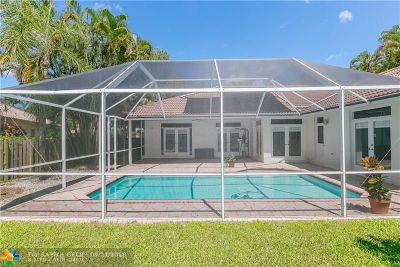 Coral Springs Single Family Home For Sale: 6746 NW 43rd Pl