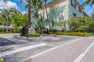 Delray Beach Condo/Townhouse For Sale: 325 Atlantic Grove Way #325