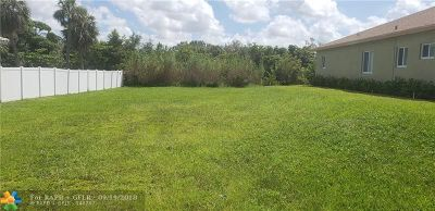 Fort Lauderdale Residential Lots & Land For Sale: 2856 NW 9th St