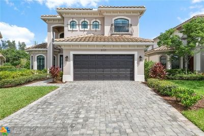 Parkland Single Family Home For Sale: 8351 Canopy Ter