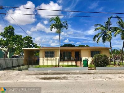 Miami Multi Family Home For Sale: 2101 NW 26th St