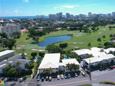 Fort Lauderdale Condo/Townhouse For Sale: 4820 NE 23rd Ave #A-201