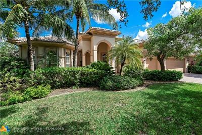 Parkland Single Family Home For Sale: 12621 NW 75th St