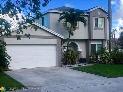 Miramar Single Family Home For Sale: 2721 Madison Way