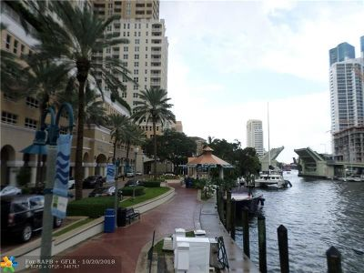 Fort Lauderdale Condo/Townhouse For Sale: 520 SE 5th Avenue #1612