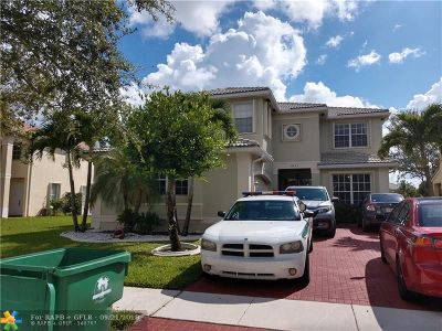 Miramar Single Family Home For Sale: 4633 SW 132nd Ave