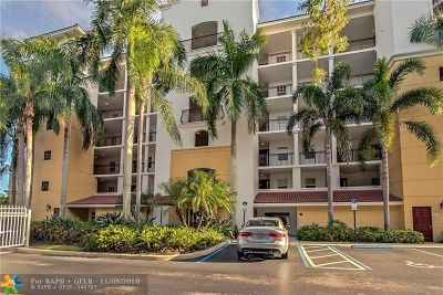 Boca Raton Condo/Townhouse For Sale: 22715 Camino Del Mar #53