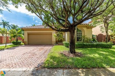 Miramar Single Family Home For Sale: 5260 SW 139th Ter
