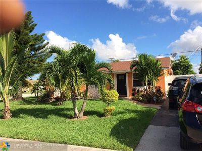 Fort Lauderdale Single Family Home For Sale: 4471 NW 61st St